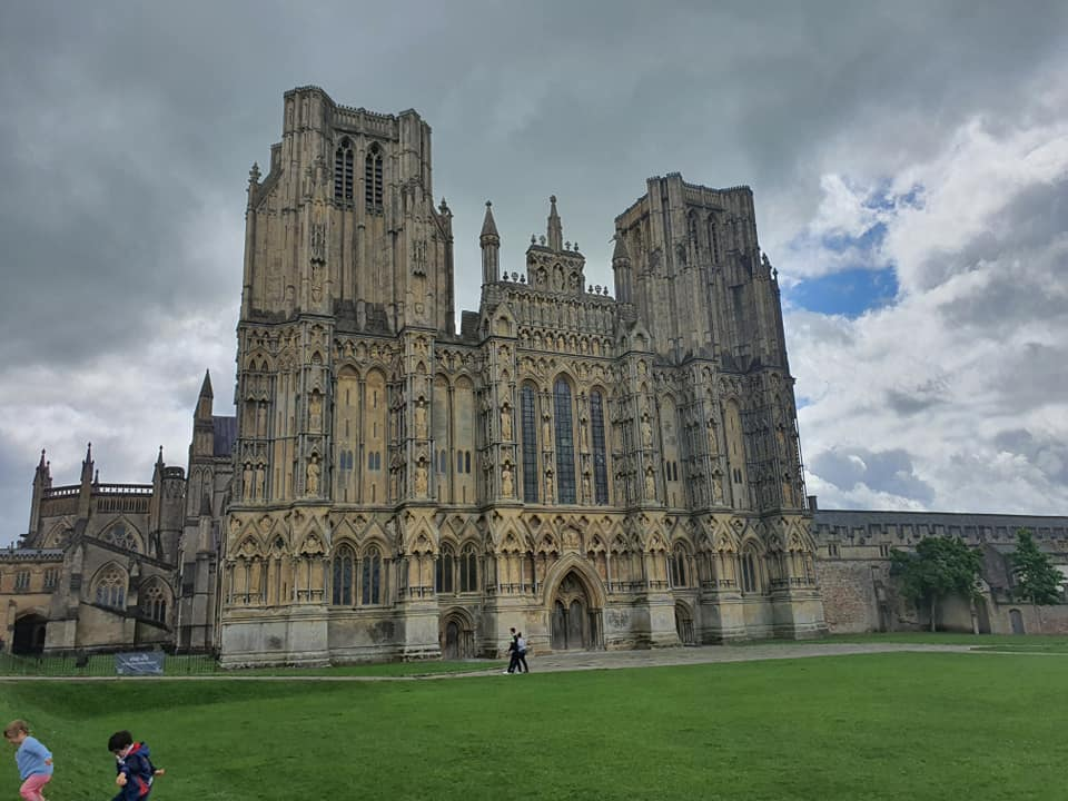 Picture showing Wells Cathedral